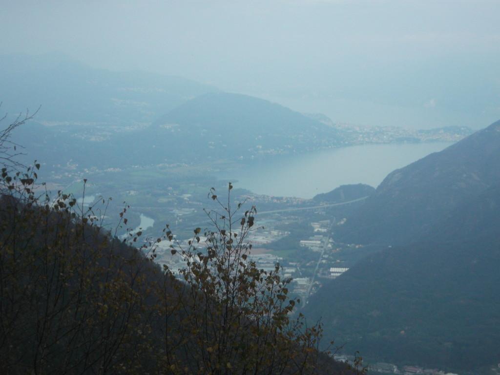 Übers Stronatal zum Lago Maggiore